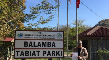 Balamba Tabiat Parkı