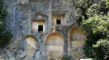 Güllük Dağı Termessos Milli Parkı