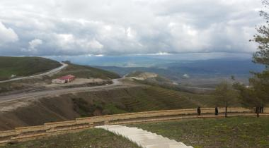 Kop Dağı Müdafaası Tarihi Milli Parkı