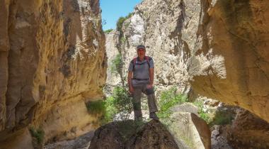 Burdur Serençay Kanyonu