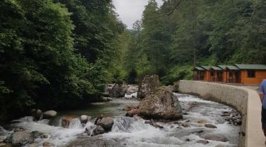 Tunca Vadisi Tabiat Parkı