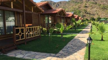 Villa Efsane Hotel Apart Bungalow