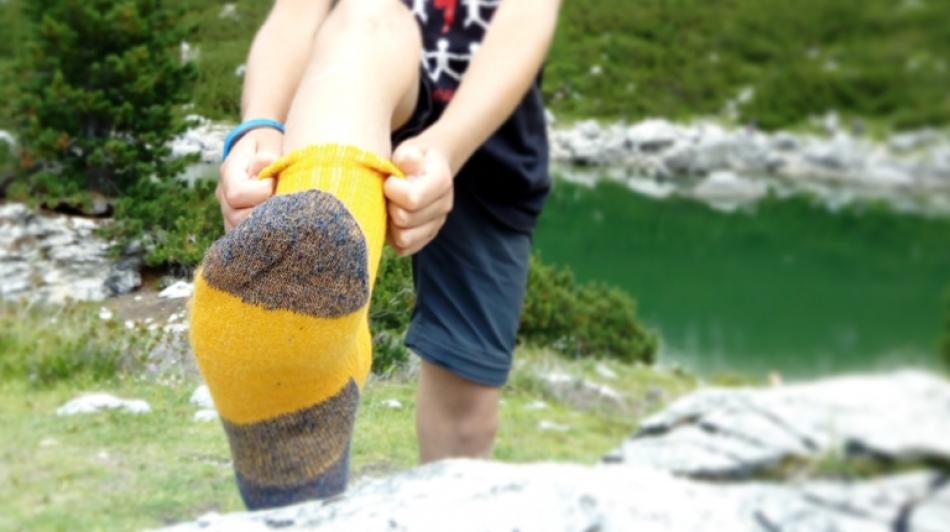 Doğru Çorap Seçimi Ve Giyimi -  InfoGrafik