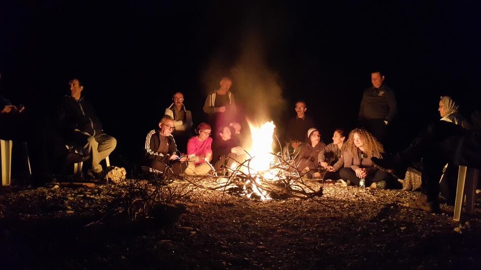 Kamp Ateşi Nasıl Yakılır - InfoGrafik
