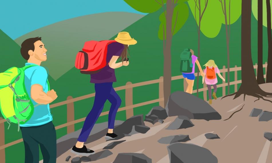 Doğa Yürüyüşünün Sağlığa Faydaları