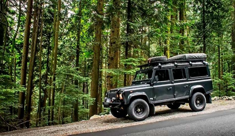 Sarıkamış Jeep Safari-Manzaralı Yol Parkurları