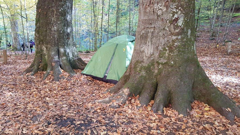 Türkiye'nin Tabiat Parkı Kamp Alanları 1