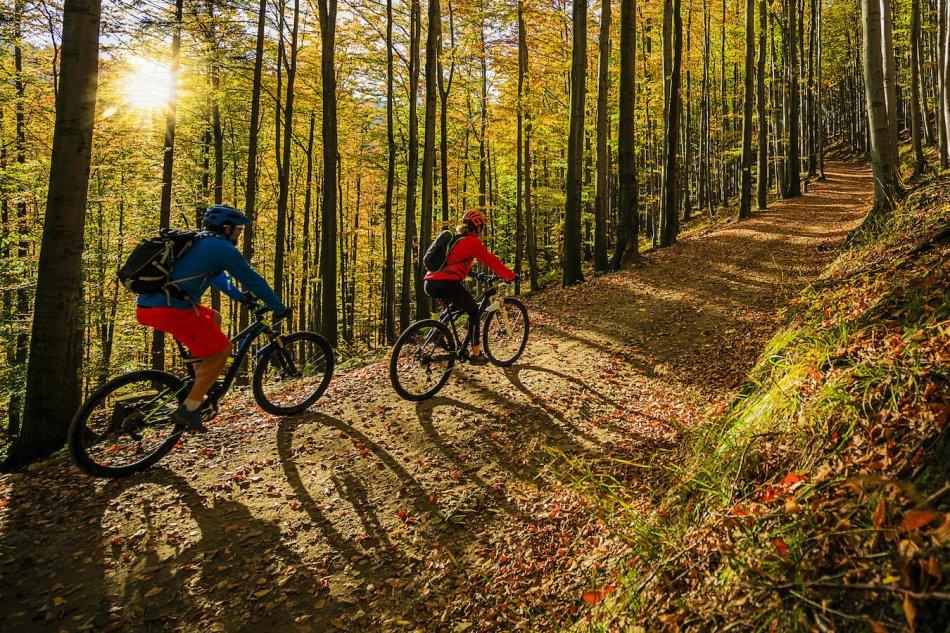 Yalova Bisiklet Parkurları - Zor Parkurlar