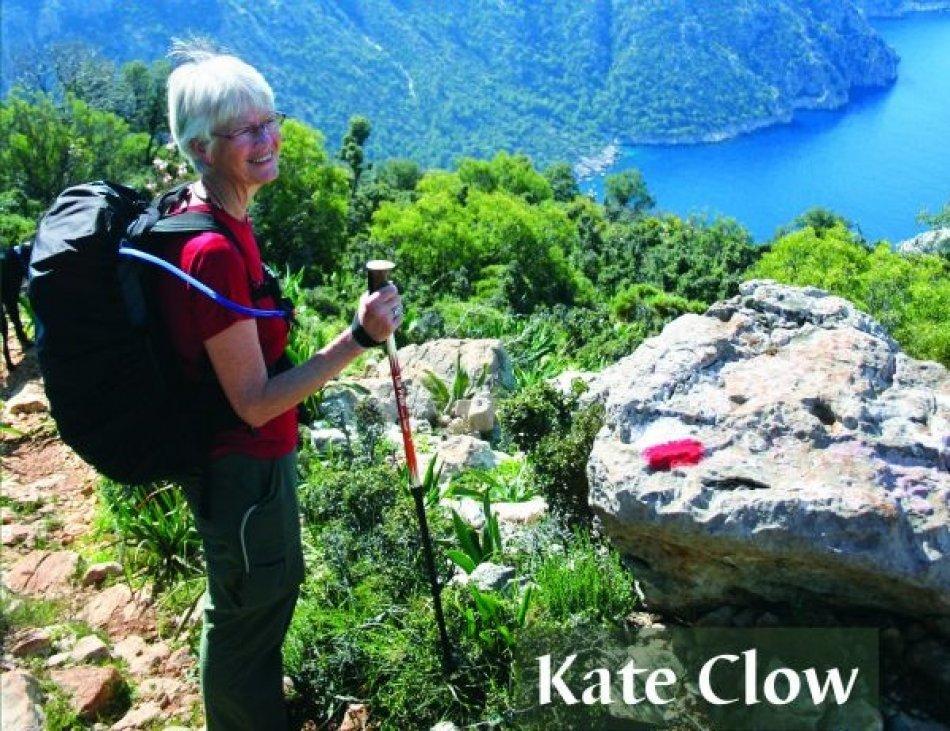 Likya Yolu Kitabını Yazan Kate Clow Likya Yolu'nda Kayboldu