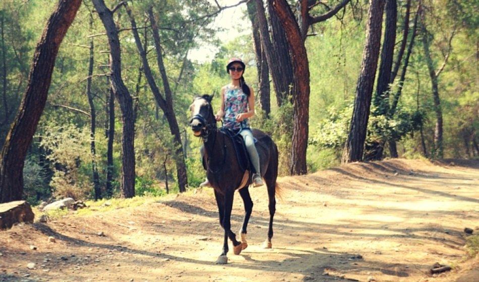 Mysia Atlı Doğa Yürüyüş Parkurları